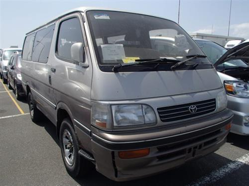 Toyota Hiace Wagon Car News Sbt Japan Japanese Used Cars Exporter