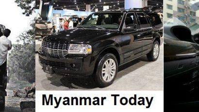 Myanmar-automobile-history