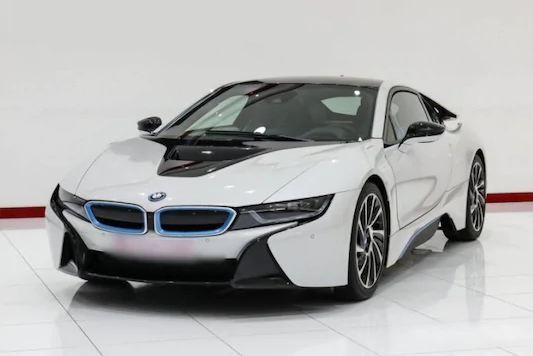 Electric-Cars-BMW i8