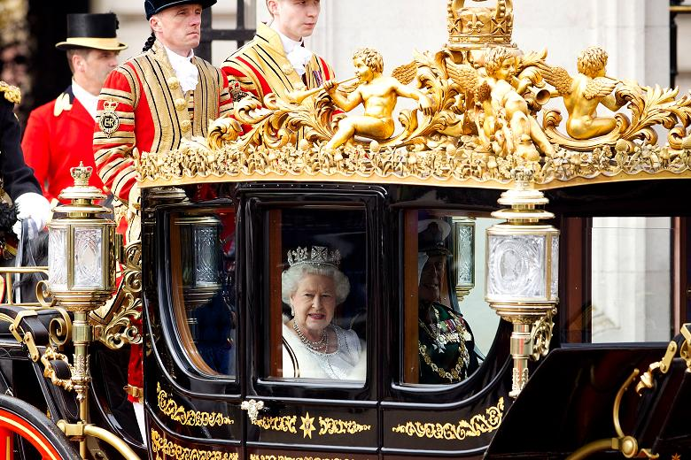 The Royal Collection Of Cars By Queen Elizabeth Ii Car