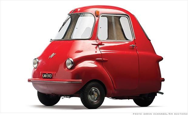 Teeny Tiny Cars Worth Big Bucks!!! - Car News - SBT Japan ...