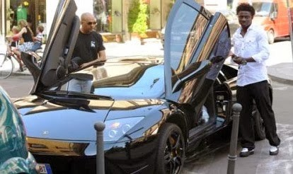 Which Footballers Have The Most Expensive Cars Car News Sbt