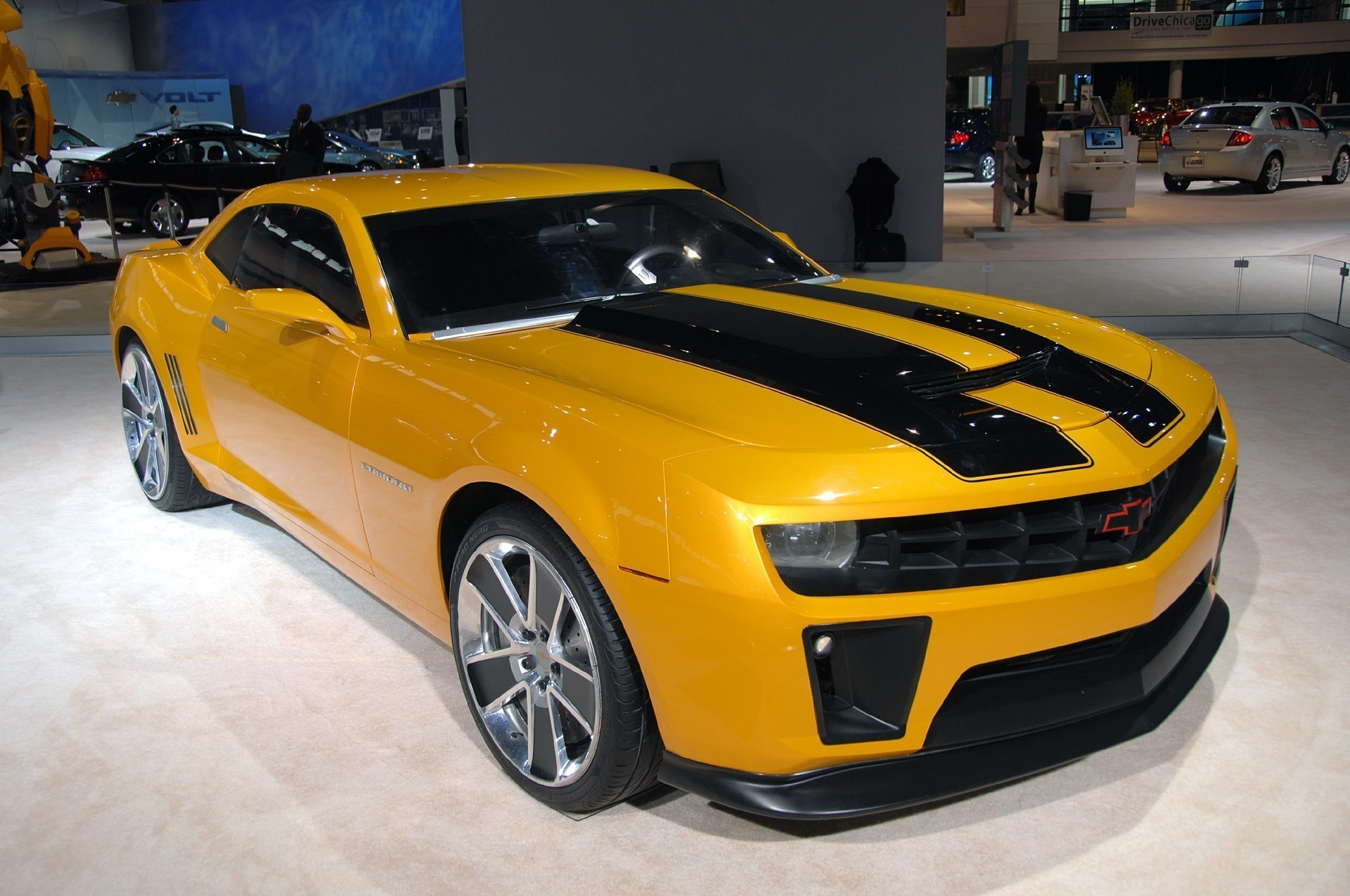chevy bumblebee the love of future buyers car news sbt japan japanese used cars exporter. Black Bedroom Furniture Sets. Home Design Ideas