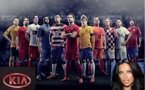 Football-kia-Model