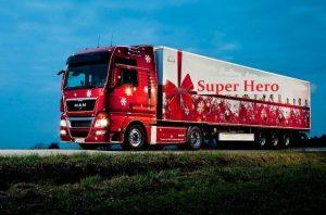 Truck-Super-Hero