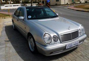 Mercedes-old