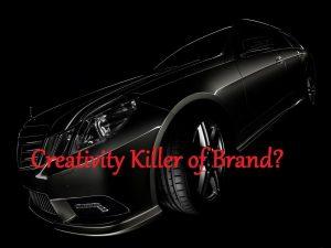 Creativity-kill