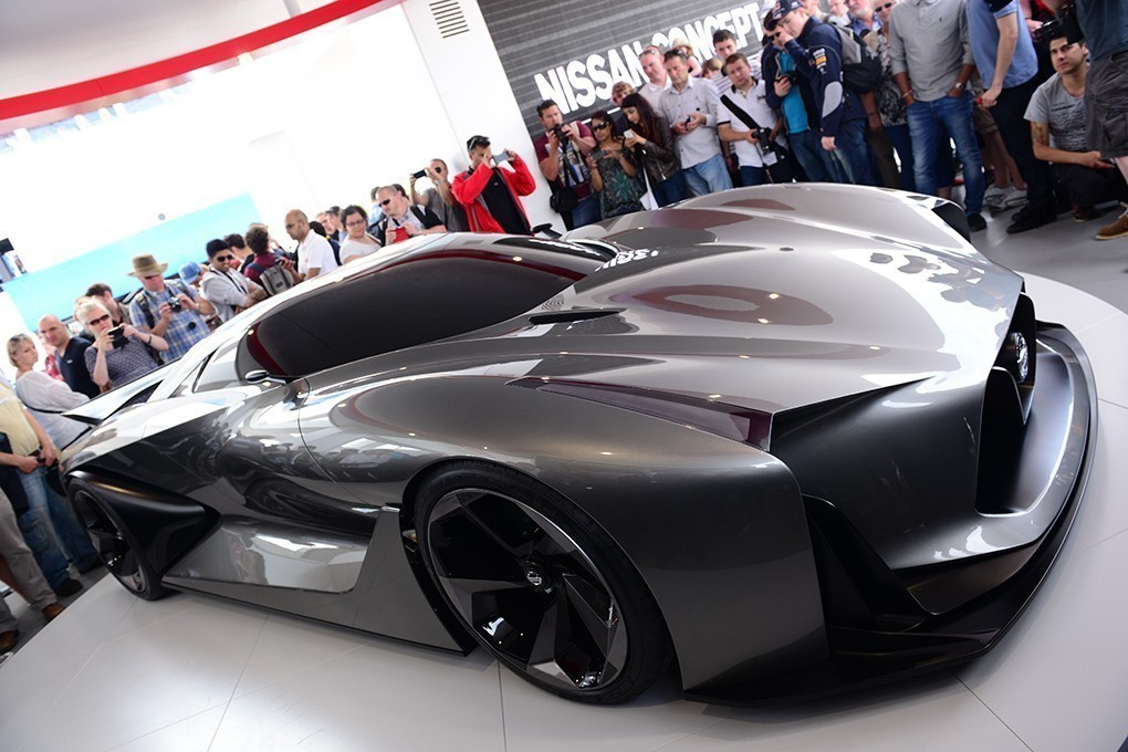 This Is Nissan Gtr New Model And Its Real