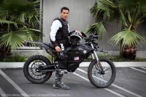 Zero Motorcycles Sgt Alberca MMX