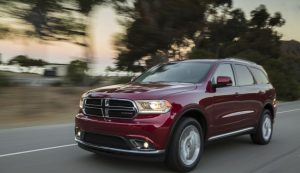 2014 Dodge Durango Limited