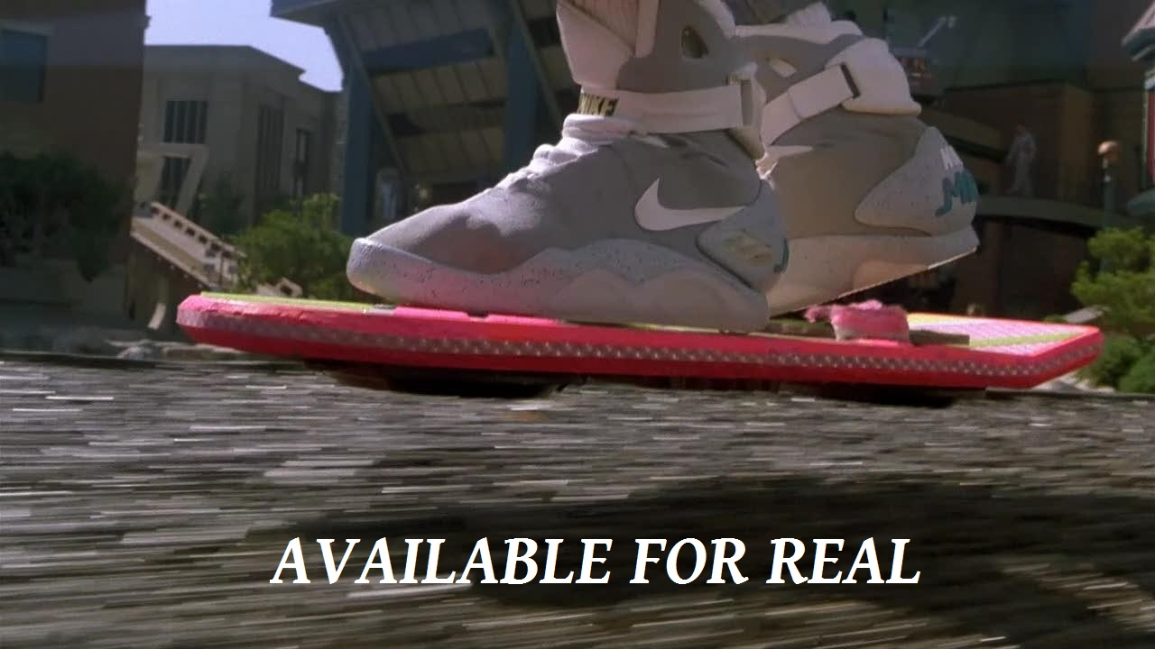 Used Car Under 5000 >> Flying Skateboard That Turned Real From Fiction - Car News ...