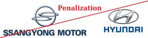 Hyundai-Penalization