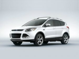white-ford-escape