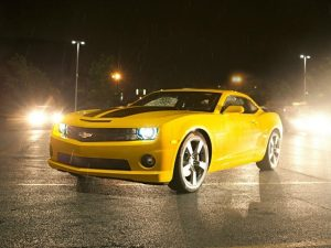yellow-camaro