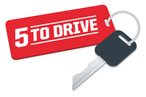 5-to-drive