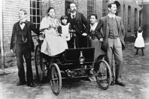 Bertha Benz-family