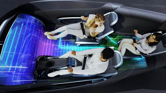 Touch Screen Car Interior The Near Future Of Audi Car News