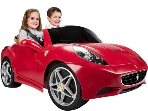 ferrari didnt cash its brand name the prices starts from as low as 150 one can shop for a mini ferrari as a birthday present for kids 3 5 years