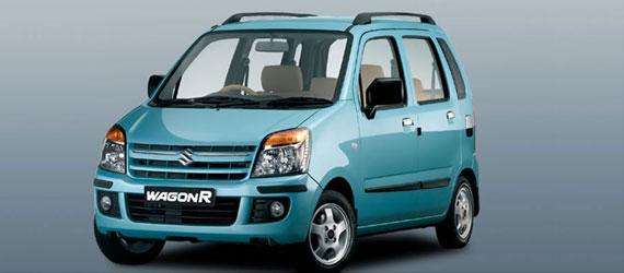 Suzuki-WagonR