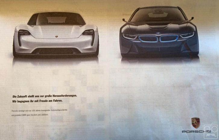 porche-BMW
