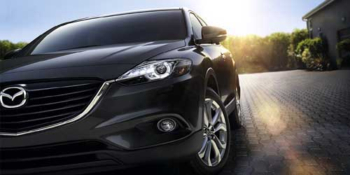 The Revised Production for CX-9 launched by Mazda in Japan