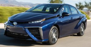 "A Smaller and Less-expensive FCEV, Toyota ""Mirai C"" make its debut in 2019."