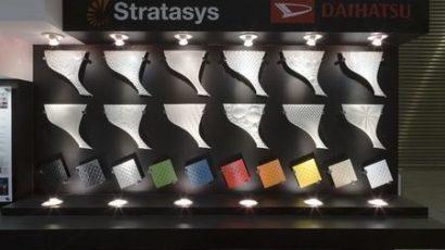 Daihatsu 3D printings