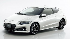Honda CR-Z Going To Way-Out Soon