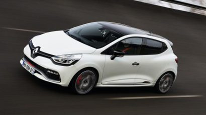 Revised Renault Clio