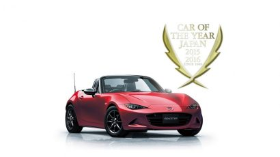 "Mazda Roadster ""Car Of The Year"""