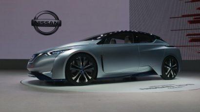 Nissan New Extender