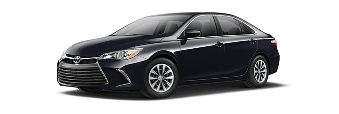 The All New Toyota Camry 2017 – Through Review