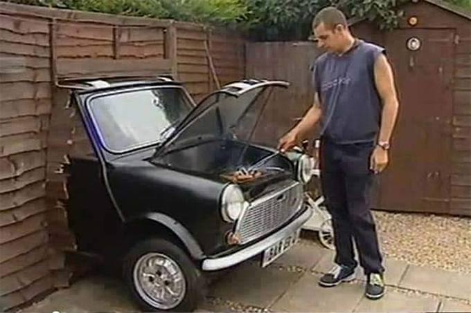 BBQ-car