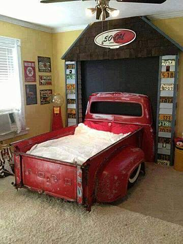 Bed-Car