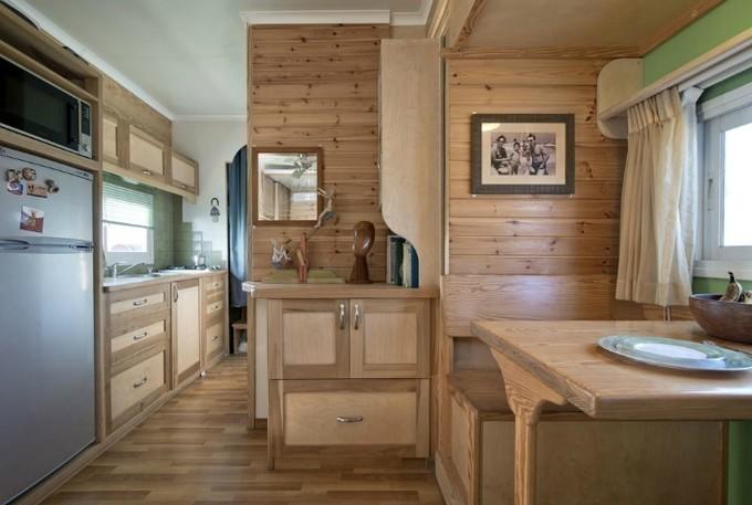 Truck-House-Interior