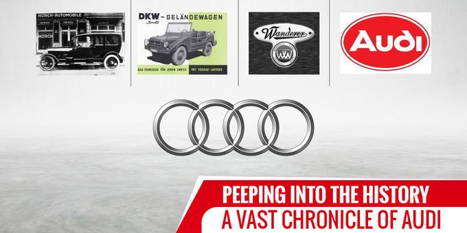 Chronicle of Audi