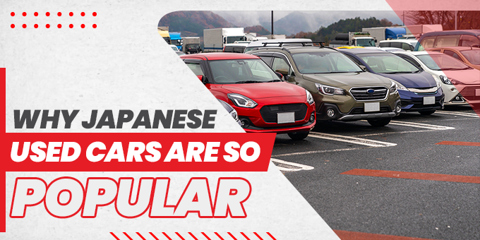 why japanese cars are so popular